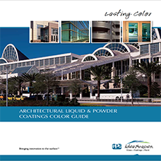 Architectural Color Cards Ppg Architectural Metal Coatings